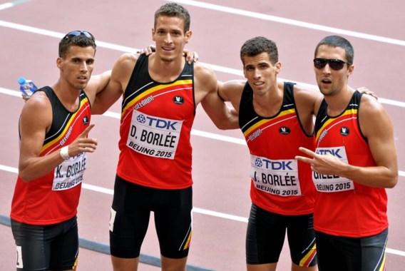 WK ATLETIEK. België sluit WK af met zilveren medaille, twee Belgische records en twee top 8 plaatsen
