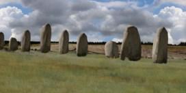 Stonehenge binnenkort klein bier  in vergelijking met 'Superhenge'