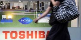 Toshiba verlieslatend na boekhoudschandaal