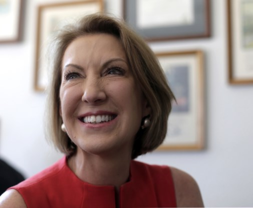 Amerikaanse kiesstrijd: Trump beledigt medekandidaat Fiorina