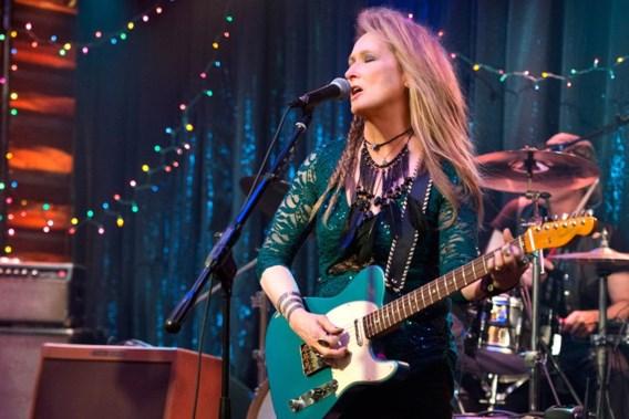 "<p>Meryl Streep kan alles zijn. Vanaf vandaag is ze als rockster te 'bewonderen' in 'Ricki and the Flash'.<span class=""credit"">rr</span></p>"