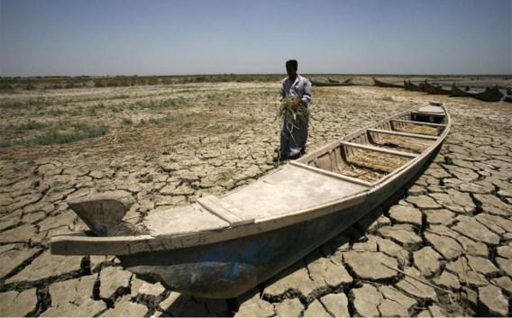 Waterschaarste vergroot conflicten in Midden-Oosten