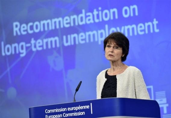 Marianne Thyssen stelt Europees actieplan langdurig werklozen voor