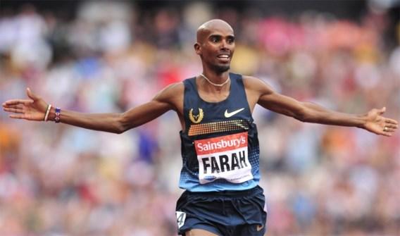 Mo Farah opnieuw vrijgesproken van dopingpraktijken