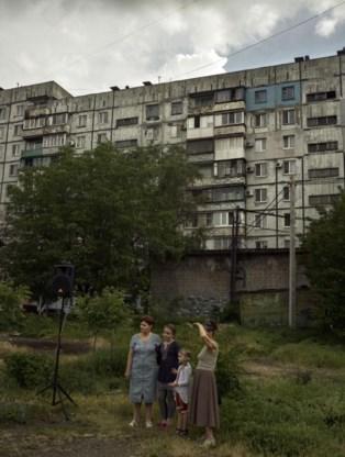 Veertig procent van de vrijwillige terugkeerders in 2014 komt uit Roemenië, Rusland en Oekraïne (foto: Marioepol).