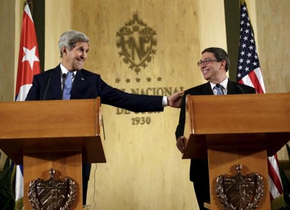 Opnieuw minder handelrestricties tussen VS en Cuba