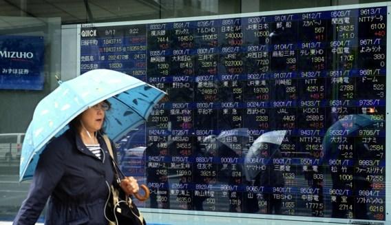 Dure yen haalt Japanse beurs onderuit