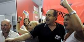 Tsipras voelt zich 'gezuiverd' door de Grieken