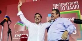 Tsipras: 'Duidelijk mandaat gekregen'
