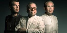 Onze drie driesterrenchefs verenigd op Kookeet