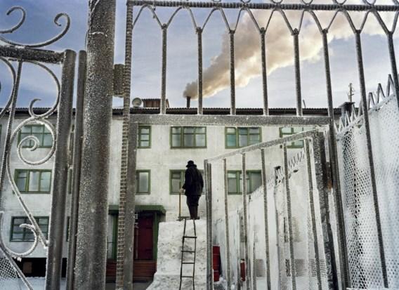 Krasnojarsk, Rusland, 2002.