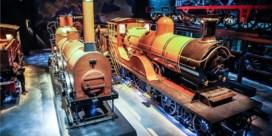 'De trein is het verlengstuk van de verbeelding'