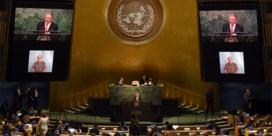 Castro laakt handelsembargo in eerste VN-speech