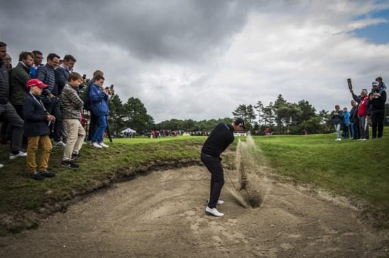 Golfer Nicolas Colsaerts moet leidersplaats afstaan in Italië