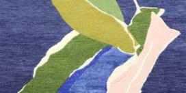 Christian Wijnants in zee met Antwerps tapijtenhuis
