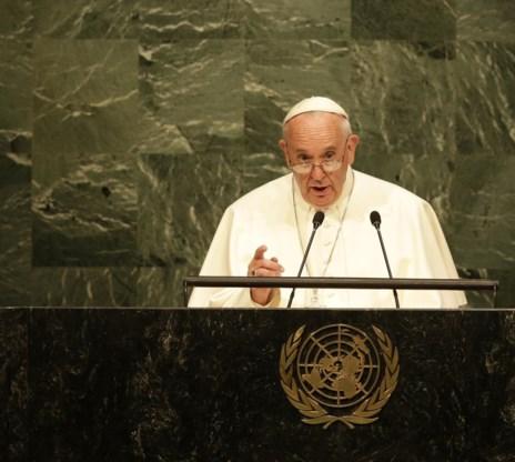 'Meer dan onze premier voelde de paus de polsslag van onze tijd.'