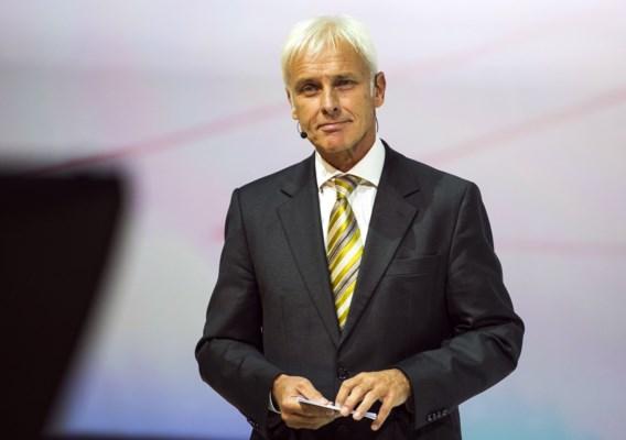 Nieuwe ceo: 'Ongelofelijk wangedrag bij VW'