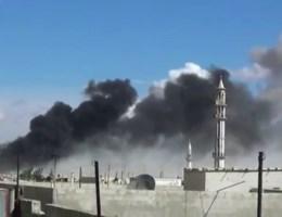 Pentagon: 'Aanvallen lijken niet tegen IS gericht'