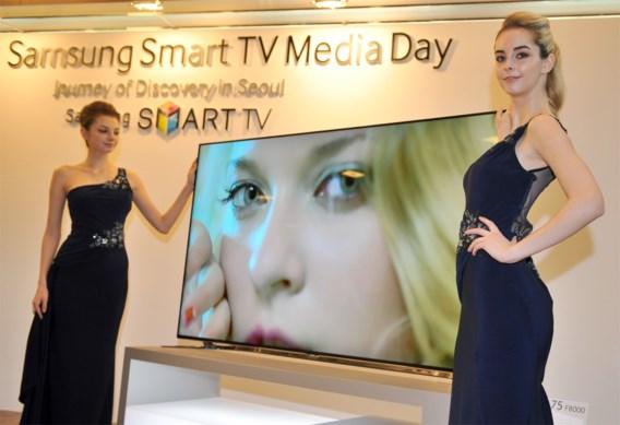 'Televisies Samsung verbruiken minder energie in tests'