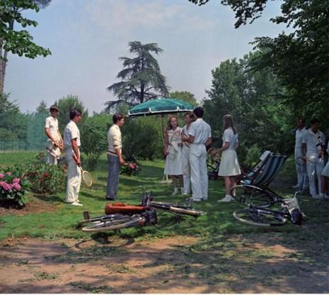 De tuin van de Finzi-Contini's volgens filmregisseur Vittorio De Sica.