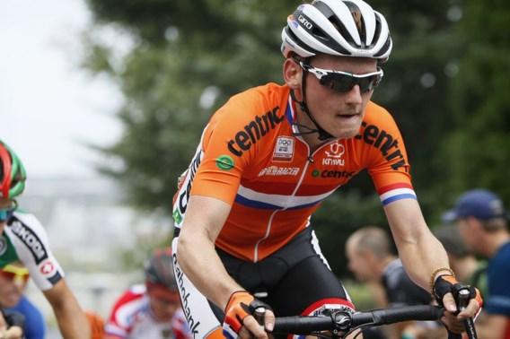 Nederlands wielertalent Oomen tekent bij Giant-Alpecin