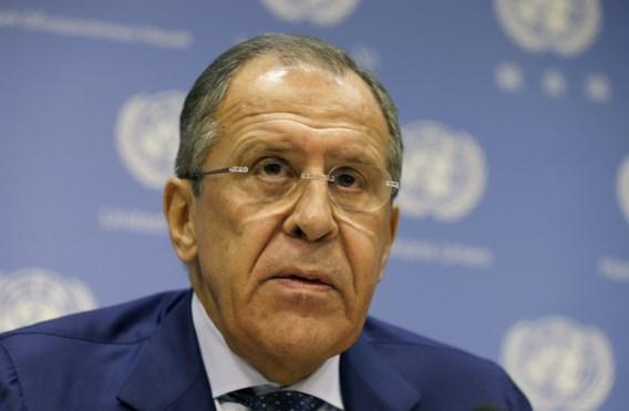 Rusland beschouwt gematigde Syrische rebellen niet als terroristen