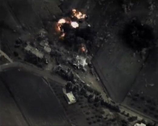 'Russen bestookten Syrische oppositietroepen opgeleid door CIA'