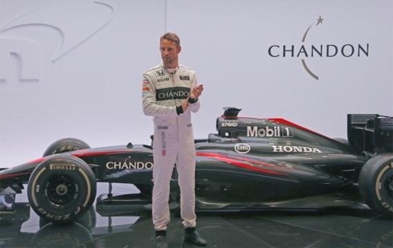 Slecht nieuws voor Vandoorne: Button blijft dan toch bij McLaren