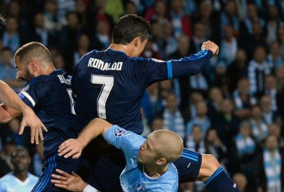 Malmö-verdediger: 'Ronaldo's shirt? Neen, dank u'