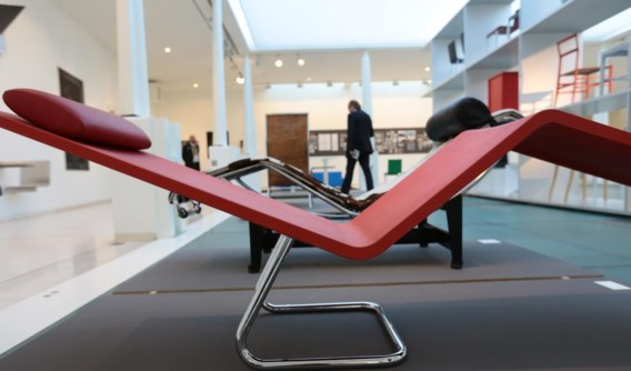 Voor de expo over Maarten Van Severen onderging de hele tweede verdieping van het Design Museum een transformatie.