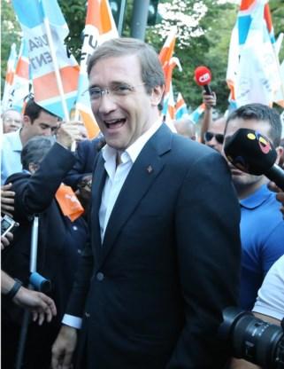 De Portugese premier Pedro Passos Coelho.