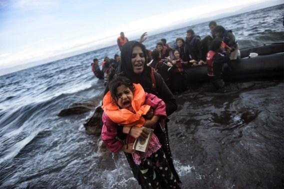 Recordaantal van 168.000 vluchtelingen bereikte Europa in september