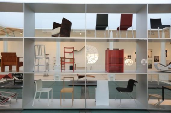Eigen verdieping voor Maarten Van Severen in Design Museum Gent