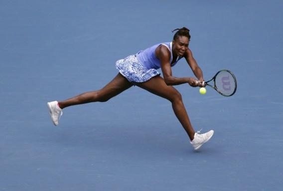Venus Williams neemt wraak voor zusje Serena