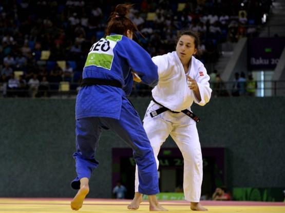 Beterschap maar nog geen succes voor Belgen GP judo Tashkent