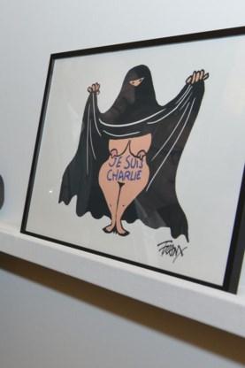 De Cartoonale loopt tot 25 oktober.
