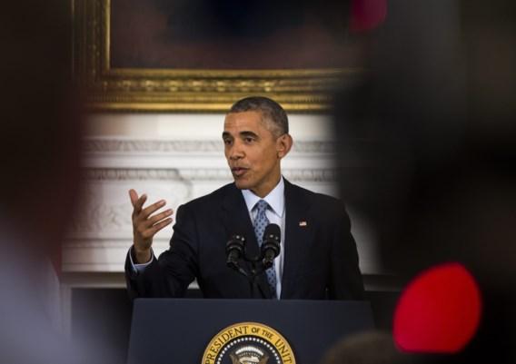 Obama: 'Poetin valt Syrië aan uit zwakheid'