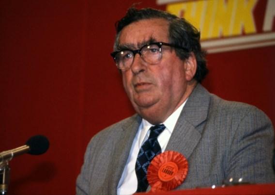 Britse Labour-'gigant' Denis Healey overleden