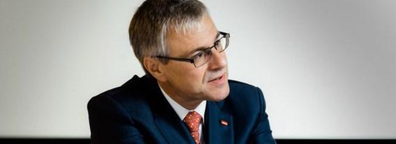 Alain Dehaze zit in de club van Belgische topmanagers bij wereldbedrijven.