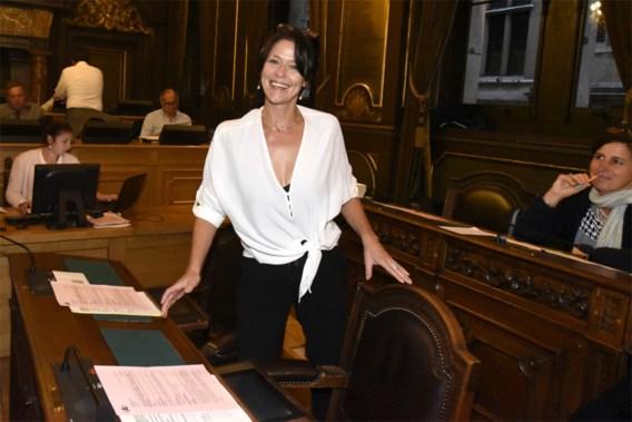 'Ik ben wel optimistisch, mevrouw Van Brempt, want ik denk dat SP.A in de oppositie blijft'