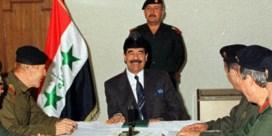 Iraakse regering overlegt met vroegere vijand