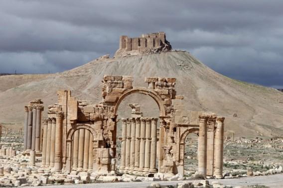 Rusland doodt 15 IS-strijders bij aanval in Palmyra