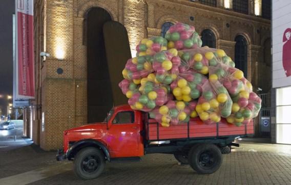 'Turk truck' van de overleden Hüseyin Bahri Alptekin komt naar Muhka.