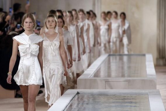 Opnieuw topjob voor oud-student Antwerpse Modeacademie