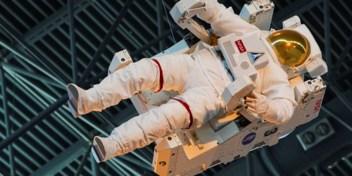 Wie astronaut wil worden, moet taai zijn
