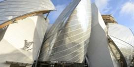 Daniel Buren gaat bouwwerk van Gehry 'kleuren'