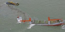België moet berging gestrand vrachtschip betalen
