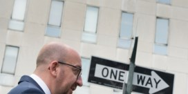 Websites premier Charles Michel en Brussels parlement gehackt
