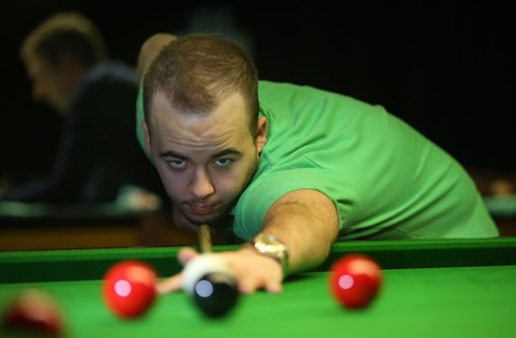 Brecel vlot naar eindfase International Championship snooker