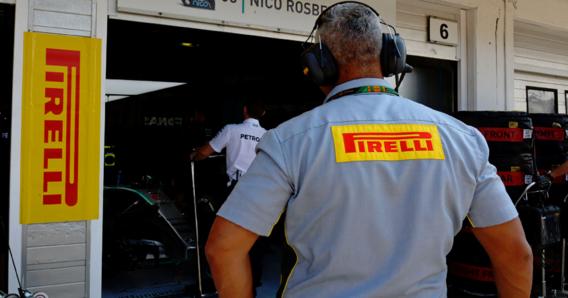 Pirelli blijft bandenleverancier van de Formule 1